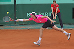 K. Anderson (RSA) loss againt T. Berdych in French Open at stade Roland Garros - Paris France Event Date June 1, 2012.
