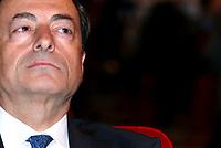 Roma, 25 maggio 2006: Assemblea Annuale Confindustria 2006.<br /> <br /> Nella foto: Mario Draghi, Governatore della Banca d'Italia<br /> <br /> Photo: Serena Cremaschi Insidefoto