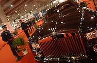 Rolls Royce Phantom at the Guangzhou luxury goods fair in China. .16 Dec 2006
