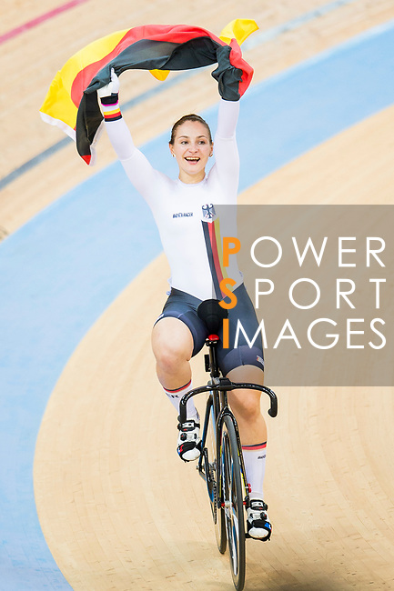 Women's Sprint Finals during the during the 2017 UCI Track Cycling World Championships on 14 April 2017, in Hong Kong Velodrome, Hong Kong, China. Photo by Marcio Rodrigo Machado / Power Sport Images