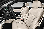 Front seat view of 2018 BMW 7-Series-Plug-In-Hybrid 740Le-iPerformance 4 Door Sedan Front Seat  car photos