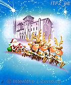 Fabrizio, Comics, CHRISTMAS SANTA, SNOWMAN, WEIHNACHTSMÄNNER, SCHNEEMÄNNER, PAPÁ NOEL, MUÑECOS DE NIEVE, paintings+++++,ITFZ98,#x#