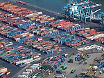 Liverpool Freeport Aerial Views