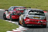 Round 3 of the 2004 British Touring Car Championship. #2. Yvan Muller (FRA). VX Racing. Vauxhall Astra Sport Hatch. #10. James Kaye (GBR). Synchro Motorsport. Honda Civic Type-R.