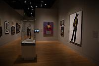 Washington- National Museum of African American History and Culture<br /> la parte dedicata alla pittura nera