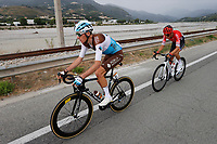 29th August 2020, Nice, France;  BARDET Romain of AG2R La Mondiale during stage 1 of the 107th edition of the 2020 Tour de France cycling race, a stage of 156 kms with start in Nice Moyen Pays and finish in Nice