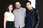 Maria Valverde, Fernando Gonzalez & Mario Casas. TRES METROS SOBRE EL CIELO - Photocall in Barcelona.