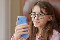 2020 04 03 Sophie Rhian, Swansea, Wales, UK