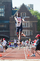 Lincoln University at the 2010 Penn Relays