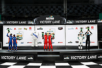 Podium:<br /> Wulver Racing Ligier JS P3, P3-2: Bruce Hamilton, Tonis Kasemets<br /> Conquest Racing Norma M30, P3-2: Danny Kok, George Staikos<br /> One Motorsports Ligier JS P3, P3-2: Bob Iversen, Terry Olson