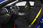 Front seat view of a 2019 Mercedes Benz AMG-GT 63-S 5 Door Hatchback front seat car photos
