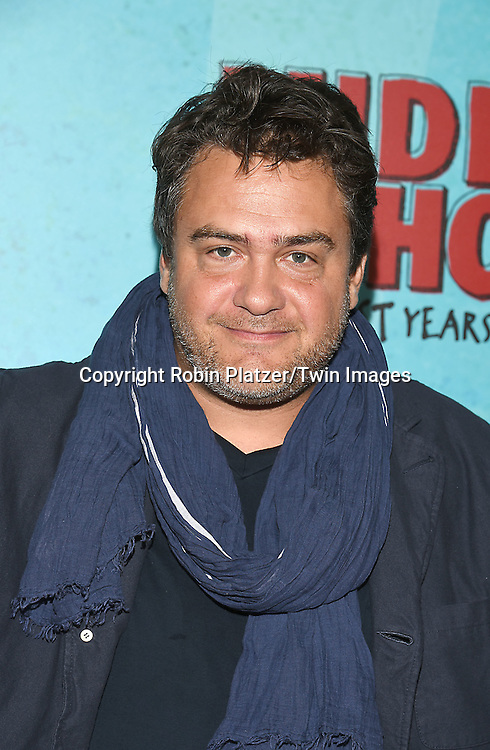 """Producer Leopoldo Gout attends the """"Middle School: The Worst Years of My Life"""" New York Screening on October 1, 2016 at the Regal E-Walk in New York, New York, USA.<br /> <br /> photo by Robin Platzer/Twin Images<br />  <br /> phone number 212-935-0770"""