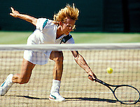1987,Wimbledon, Martina Navratilova,volleys,