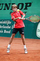 12-8-06,Den Haag, Tennis Nationale Jeugdkampioenschappen, winnaar jongens 14 jaar,  Justin Eleveld