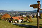 DEU, Deutschland, Bayern, Niederbayern, Naturpark Bayerischer Wald, Freyung   DEU, Germany, Bavaria, Lower-Bavaria, Nature Park Bavarian Forest, Freyung