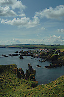 St Abbs and the Berwickshire Coast from St Abbs Head Nature Reserve, Scottish Borders<br /> <br /> Copyright www.scottishhorizons.co.uk/Keith Fergus 2011 All Rights Reserved