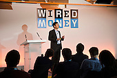 Alastair Paterson, Digital Shadows, Wired Money fintech event, Level39, Canary Wharf.