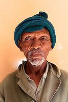 Old Man at Bethanie, Namibia