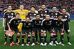 Bayer 04 Leverkusen's team photo during Champions League 2014/2015 match.March 16,2015. (ALTERPHOTOS/Acero)