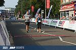 2021-09-05 Southampton 288 AB Finish kids rem
