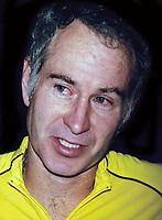John McEnroe 2003<br /> Photo By John Barrett/PHOTOlink