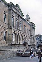 "Edinburgh: Scottish Records Office. Robert Adam ""Founded 1774"".   Photo '90."
