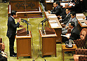 Diet Debate: PM Yoshihiko Noda and Sadakazu Tanigaki