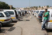 Tripoli, Libya - Long-Distance Bus Stop