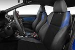 Front seat view of 2017 Subaru WRX STI - 4 Door Sedan Front Seat  car photos