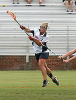 Virginia Cavalier women's and men's soccer playing in Klockner Stadium at the University of Virginia in Charlottesville, VA. Photo/Andrew Shurtleff.