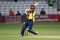 Aron Nijjar in batting action for Essex during Essex Eagles vs Hampshire Hawks, Vitality Blast T20 Cricket at The Cloudfm County Ground on 11th June 2021
