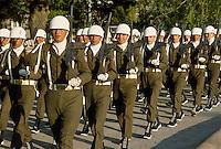 - military ceremony in Erzurum (south-oriental Turkey, Turkish Kurdistan) ....- cerimonia militare ad Erzurum (Turchia sud-orientale, Kurdistan turco)