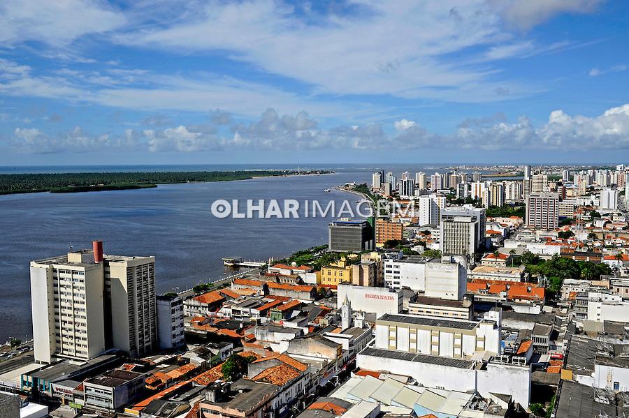 Cidade de Aracaju. Sergipe. 2009. Foto de Ricardo Azoury.
