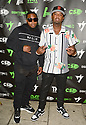 MIAMI, FLORIDA - JUNE 03: Poe and James McNair attends The Money Team Fight Weekend Kickoff at Victory Restaurant and Lounge on June 03, 2021 in Miami, Florida. ( Photo by Johnny Louis / jlnphotography.com )