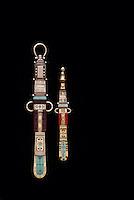 Niger - Tuareg Knife, Leatherwork