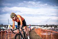 Senne Knaven (NED)<br /> <br /> Women's Junior race<br /> UCI 2020 Cyclocross World Championships<br /> Dübendorf / Switzerland<br /> <br /> ©kramon