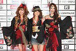 TOKYO - MAY 29: Juliet band members arrive at the red carpet of the World Stage MTVJ 2010 show, May 29, 2010 at Yoyogi National Stadium in Tokyo, Japan.