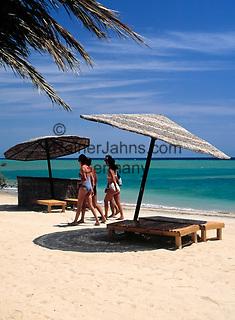 EGY, Aegypten, El Gouna: Strand | EGY, Egypt, El Gouna: beach
