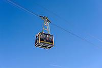 Skilift bei Station Höfatsblick auf dem Nebelhorn bei Oberstdorf im Allgäu, Bayern, Deutschland<br /> ski lift near Hillstation Höfatsblick,  Mt.Nebelhorn near Oberstdorf, Allgäu, Bavaria, Germany