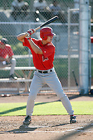 John Rickard - Los Angeles Angels, 2009 Instructional League.Photo by:  Bill Mitchell/Four Seam Images..