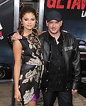 Selena Gomez and Courtney Solomon at The Warner Bros. Pictures L.A. Premiere of Getaway held at The Regency Village Theater in Westwood, California on August 26,2013                                                                   Copyright 2013 Hollywood Press Agency