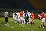 Group Stage B Korea VS Chinese Taipei during the 2008 AFC Women's Asian Cup, 31 May 2008, in Army Stadium, Ho Choi Minh City, Vietnam. Photo by World Sport Group