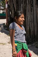 Guatemala, in San Jose am Peten-Itza-See