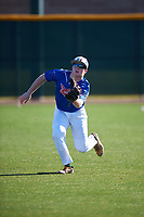 Spencer Margolis during the Under Armour All-America Tournament powered by Baseball Factory on January 19, 2020 at Sloan Park in Mesa, Arizona.  (Zachary Lucy/Four Seam Images)