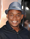 Bokeem Woodbine<br />  at The Universal Pictures' World Premiere of Riddick held at The Westwood Village in Westwood, California on August 28,2013                                                                   Copyright 2013 Hollywood Press Agency