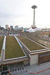 Green Roof and Space Needle