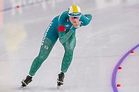 28th December 2020; Thialf Ice Stadium, Heerenveen, Netherlands; World Championship Speed Skating; 5000m ladies, Irene Schouten during the WKKT