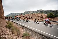 Stage 3: Ibi. Ciudad del Juguete to Alicante (188km)<br /> La Vuelta 2019<br /> <br /> ©kramon