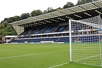 General view of Adams Park, home of Wycombe Wanderers FC - 04/08/11 - MANDATORY CREDIT: Paul Dennis/TGSPHOTO - Self billing applies where appropriate - 0845 094 6026 - contact@tgsphoto.co.uk - NO UNPAID USE.