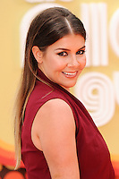 """Imogen Thomas<br /> arrives for the premiere of """"The Nice Guys"""" at the Odeon Leicester Square, London.<br /> <br /> <br /> ©Ash Knotek  D3120  19/05/2016"""